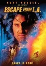 Побег из Лос-Анджелеса плакаты