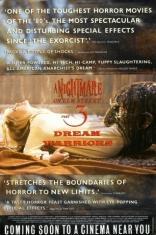 Кошмар на улице Вязов 3: Воины сна плакаты