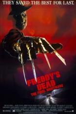 Кошмар на улице Вязов 6: Фредди мертв плакаты