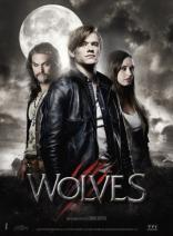 Волки плакаты