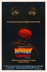 Гарри и Хендерсоны плакаты