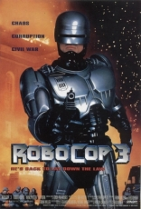 Робокоп 3 плакаты