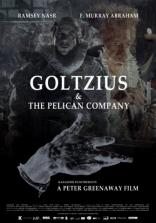 Гольциус и Пеликанья компания плакаты