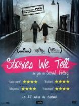 Истории, которые мы рассказываем плакаты