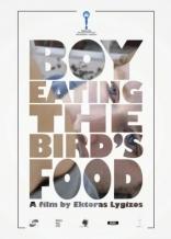 Парень, который питался птичьим кормом* плакаты