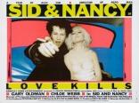 Сид и Нэнси плакаты