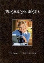 сериал Она написала убийство