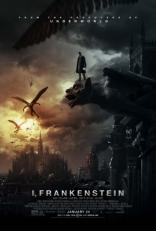 Я, Франкенштейн плакаты
