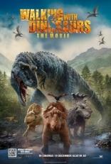 фильм Прогулки с динозаврами 3D