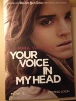 Кажется, я слышу твой голос* плакаты