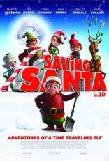 Спасти Санту плакаты