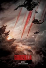 Годзилла плакаты