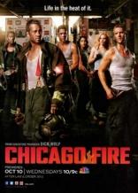 Чикаго в огне плакаты
