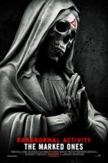 Паранормальное явление: Метка дьявола плакаты