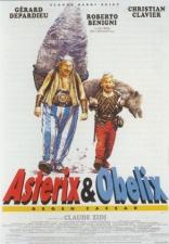 Астерикс и Обеликс против Цезаря плакаты