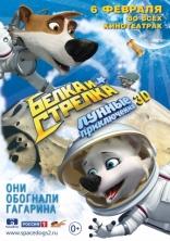 Белка и Стрелка: Лунные приключения плакаты