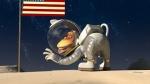 кадр №180918 из фильма Белка и Стрелка: Лунные приключения