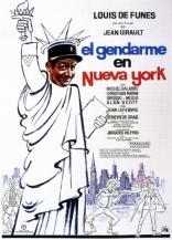 Жандарм в Нью-Йорке плакаты