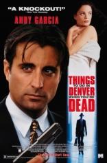 Чем заняться мертвецу в Денвере плакаты