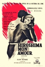Хиросима, моя любовь плакаты