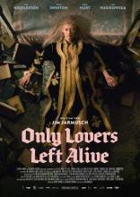 Выживут только любовники плакаты