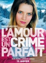 Любовь — это идеальное преступление плакаты