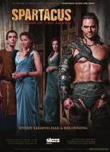 Спартак: Боги арены плакаты