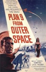 План 9 из открытого космоса плакаты