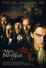 Человек в железной маске плакаты