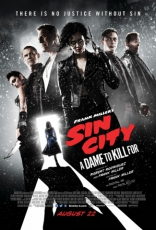 Город грехов 2 плакаты