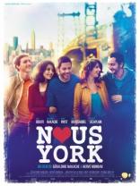 Приключения французов в Нью-Йорке плакаты