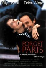 Забыть Париж плакаты