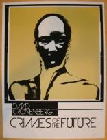 Преступления будущего* плакаты