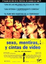 Секс, ложь и видео плакаты