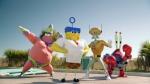 Губка Боб в 3D кадры