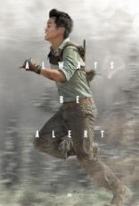Бегущий в лабиринте плакаты