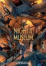 Ночь в музее: Секрет гробницы плакаты