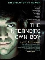 Дитя интернета: История Аарона Шварца плакаты