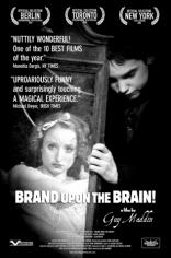 Клеймо на мозге плакаты