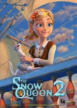 Снежная королева 2: Перезаморозка плакаты