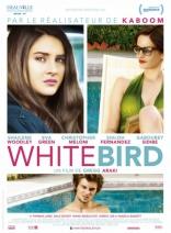 Белая птица в метели плакаты