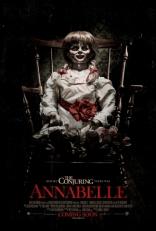 Проклятие Аннабель плакаты