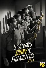В Филадельфии всегда солнечно плакаты