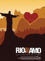 Рио, я люблю тебя плакаты