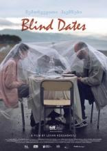 Слепые свидания плакаты