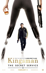 Kingsman: Секретная служба плакаты