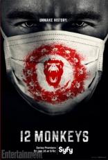 сериал 12 обезьян*