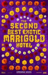 Отель «Мэриголд». Заселение продолжается плакаты