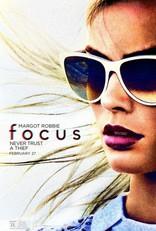 千騙萬化/決勝焦點(Focus)poster