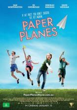 Бумажные самолёты* плакаты